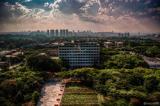 Universidade de São Paulo, Sao Paulo, Brazil - Photo: rvcroffi via Flickr, used under Creative Commons License (By 2.0)