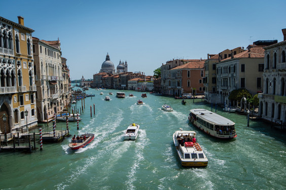 [Summer Europe Fare] American – $495: New York / Miami – Venice, Italy. Roundtrip, including all Taxes