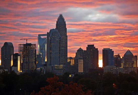 Charlotte, North Carolina - Photo: James Willamor via Flickr, used under Creative Commons License (By 2.0)