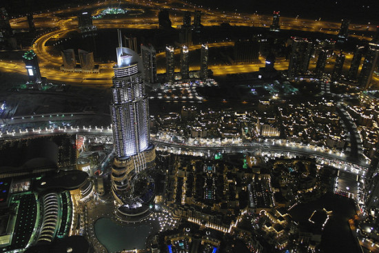 Dubai, United Arab Emirates - Photo: KLMircea via Flickr, used under Creative Commons License (By 2.0)