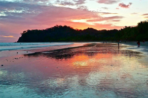 Playa Samara, Costa Rica - Photo:  Marissa Strniste via Flickr, used under Creative Commons License (By 2.0)
