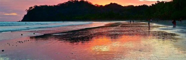 Playa Samara, Costa Rica - Photo:  Marissa Strniste via Flickr, used under Creative Commons License (By 2.0)