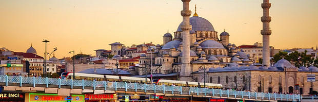 Istanbul, Turkey - Photo: Moyan Brenn, used under Creative Commons License (By 2.0)