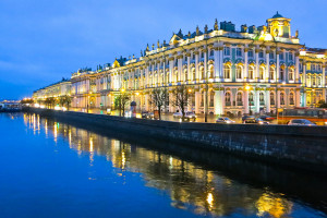 The Hermitage, St. Petersburg, Russia - Photo: ninara via Flickr, used under Creative Commons License (By 2.0)