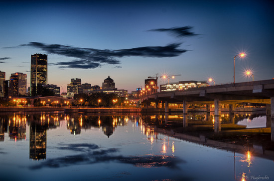 Montreal, Canada - Photo: Emmanuel Huybrechts via Flickr, used under Creative Commons License (By 2.0)