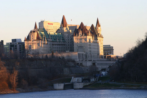 United: San Francisco – Ottawa, Canada. $249. Roundtrip, including all Taxes