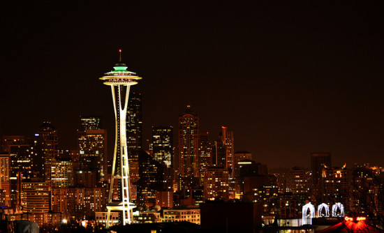 Seattle, Washington - Photo: Anupam_ts via Flickr, used under Creative Commons License (By 2.0)