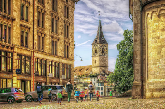 [FARE GONE] Summer Europe Fare – Delta – $586: Los Angeles – Zurich, Switzerland. Roundtrip, including all Taxes