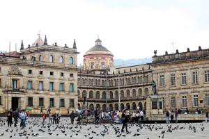 Plaza de Bolívar - Capitolio Nacional, Bogota, Colombia - Photo: Ministerio TIC Colombia via Flickr, used under Creative Commons License (By 2.0)