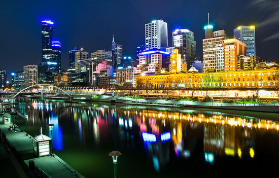 Melbourne, Australia- Photo: Hai Linh Truong via Flickr, used under Creative Commons License (By 2.0)