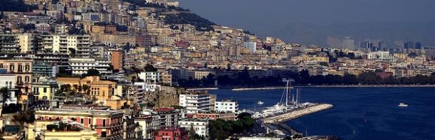 Naples, Italy - Photo:  Alexandra Svatikova via Flickr, used under Creative Commons License (By 2.0)