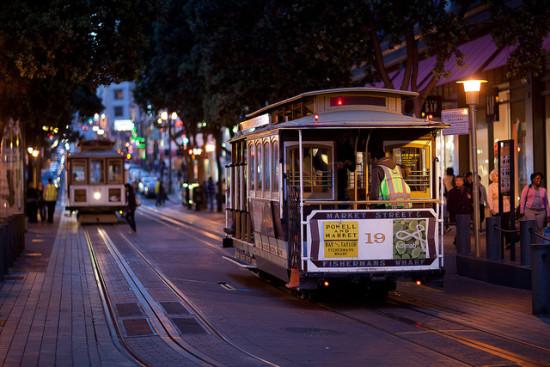 San Francisco, California - Photo: Dan Backman via Flickr, used under Creative Commons License (By 2.0)