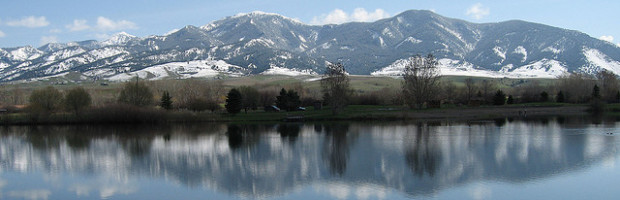 Bozeman, Montana - Photo: laurascudder via Flickr, used under Creative Commons License (By 2.0)