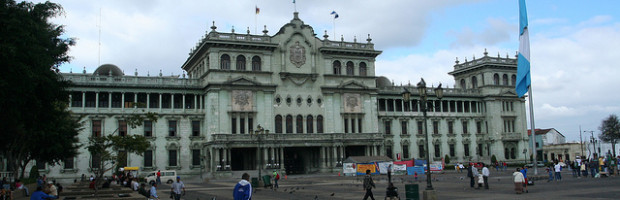 Guatemala City, Guatemala - Photo: Steven Newton via Flickr, used under Creative Commons License (By 2.0)