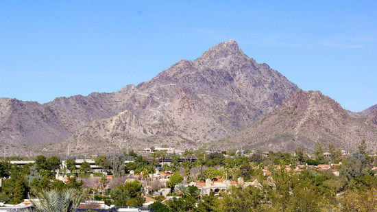 Piestewa Peak, Phoenix, Arizona - Photo: Ted Eytan via Flickr, used under Creative Commons License (By 2.0)