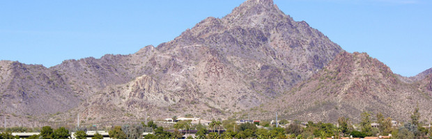 Piestewa Peak, Phoenix, Arizona - Photo: Ted Eytan via Flickr, used under Creative Commons License (By 2.0)