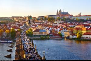 Prague, Czech Republic - Photo: Moyan Brenn  via Flickr, used under Creative Commons License (By 2.0)