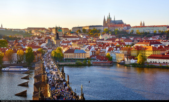 Finnair – $558: Chicago – Prague, Czech Republic. Roundtrip, including all Taxes