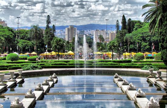 Jardins da Independencia, Sao Paulo, Brazil - Photo: Photo: Igor Pereira via Flickr, used under Creative Commons License (By 2.0)