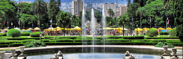 Jardins da Independencia, Sao Paulo, Brazil - Photo: Photo: Igor Pereira via Flickr, used under Creative Commons License (By 2.0)