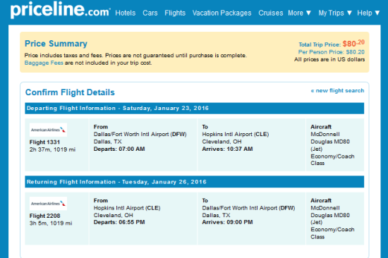 3374 Priceline Consumer Reviews and Complaints