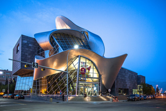 Art Gallery or Alberta - Edmonton, Canada - Photo: IQRemixvia Flickr, used under Creative Commons License (By 2.0)