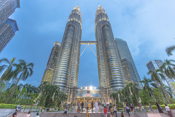 All Nippon Airways – $544: New York – Kuala Lumpur, Malaysia. Roundtrip, including all Taxes