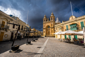 Parish Church, Malta - Photo: Giuseppe Milo via Flickr, used under Creative Commons License (By 2.0)