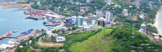 Port Moresby, Papua New Guinea - Photo: Hitchster via Flickr, used under Creative Commons License (By 2.0)