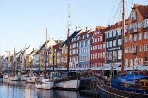 Copenhagen, Denmark - Photo: Roman Boed via Flickr, used under Creative Commons License (By 2.0)