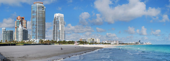 American – $166: Los Angeles – Miami (and vice versa). Roundtrip, including all Taxes