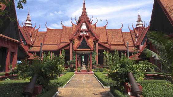 United: San Francisco – Phnom Penh, Cambodia. $546. Roundtrip, including all Taxes