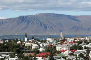 Reykjavik, Iceland - Photo: Marco Belluci via Flickr, used under Creative Commons License (By 2.0)