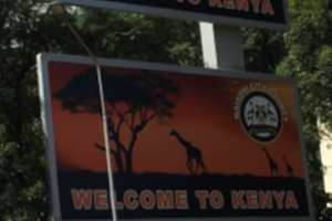 Welcome to Kenya, Nairobi, Kenya - Photo: (c) 2016 - Brian Oliver of Beyond Bmore