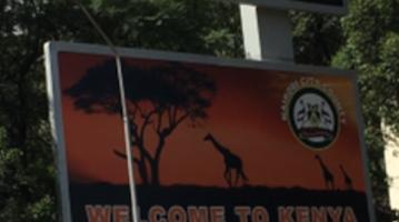 Welcome to Kenya, Nairobi, Kenya - Photo: (c) 2016 - Brian Oliver of Beyond Bmore