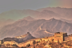 The Great Wall, Beijing, China - Photo: Jonathan Corbet via Flickr, used under Creative Commons License (By 2.0)