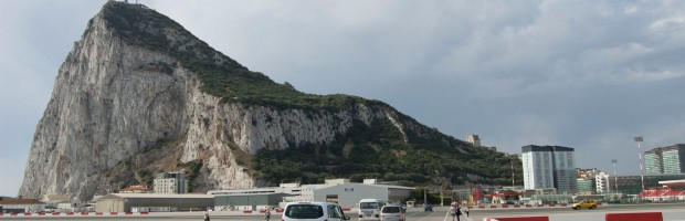 Border, Gibraltar - Photo: Erin Southerland of Don