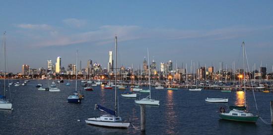 Melbourne, Australia - Photo: Steve Davidson via Flickr, used under Creative Commons License (By 2.0)