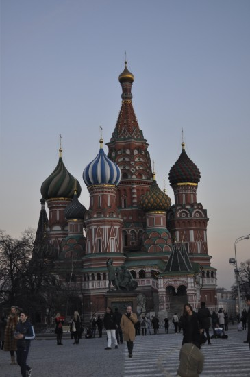 Saint Basil's Cathedral, Moscow, Russia - Photo: (c) 2016 - Christina Schillizzi of The Monmouth Mouth