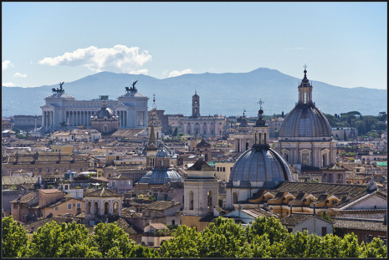 United – $512: Los Angeles – Rome, Italy. Roundtrip, including all Taxes