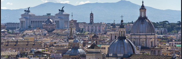 Rome, Italy - Photo: Bert Kaufmann via Flickr, used under Creative Commons License (By 2.0)