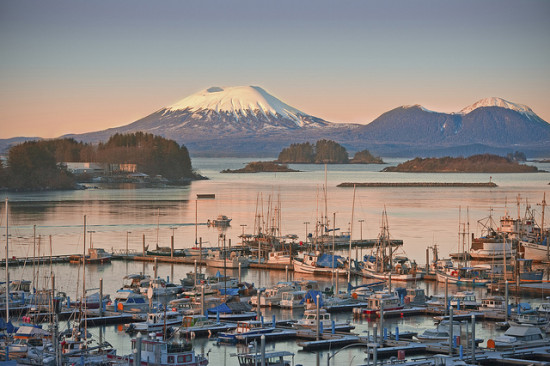 Sitka, Alaska - Photo: USDA Forest Service Alaska Region via Flickr, used under Creative Commons License (By 2.0)