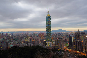Taipei, Taiwan - Photo: pang yu liu via Flickr, used under Creative Commons License (By 2.0)