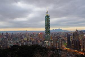 Taipei, Taiwan - Photo: pang yu liu via Flickr, used under Creative Commons License (By 2.0)