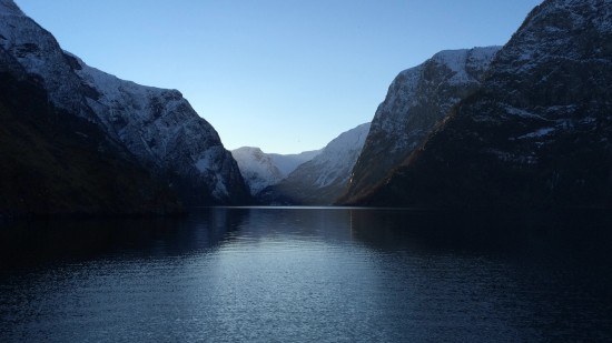 Fjord Boat, Norway - Photo: (c) 2016 - Angie