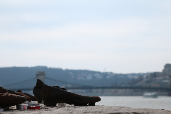 Shoes on the Danube, Budapest, Hungary - Photo: (c) 2016 -Jonathan of Two if by Air