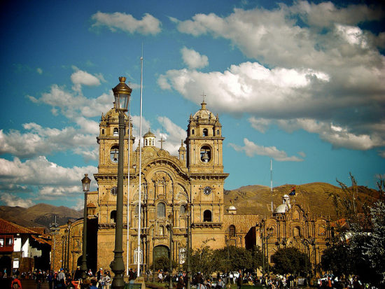 Cuzco, Peru - Photo: Minamie's Photo via Flickr, used under Creative Commons License (By 2.0)