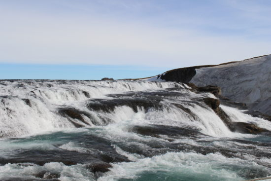 Gullfoss Waterfall, Iceland - Photo: Gary Bushrod of CatchGifUcan, All right reserved