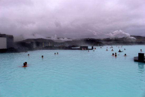 The Blue Lagoon, Iceland - Photo: Gary Bushrod of CatchGifUcan, All right reserved