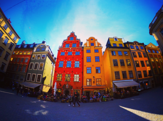 Stockholm, Sweden - Photo: (c) 2016 - Christie of Christie's Chronicles
